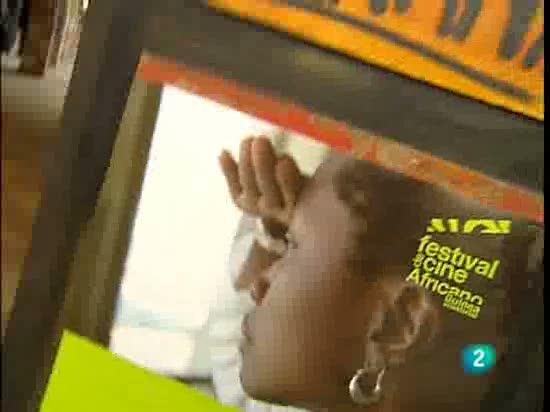 La 2 Noticias: Ciclo de Cine Africano en Guinea Ecuatorial.