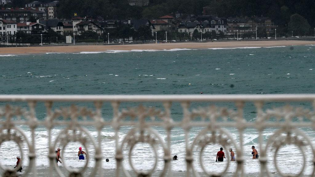 El cielo continuará mañana nuboso en Península y Baleares con precipitaciones