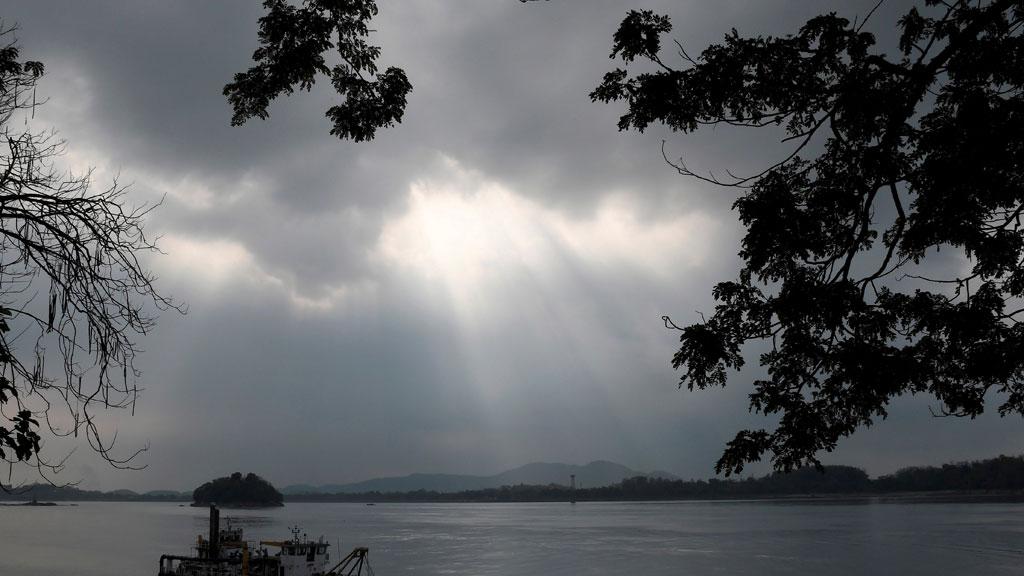 Cielos cubiertos en el norte de la península