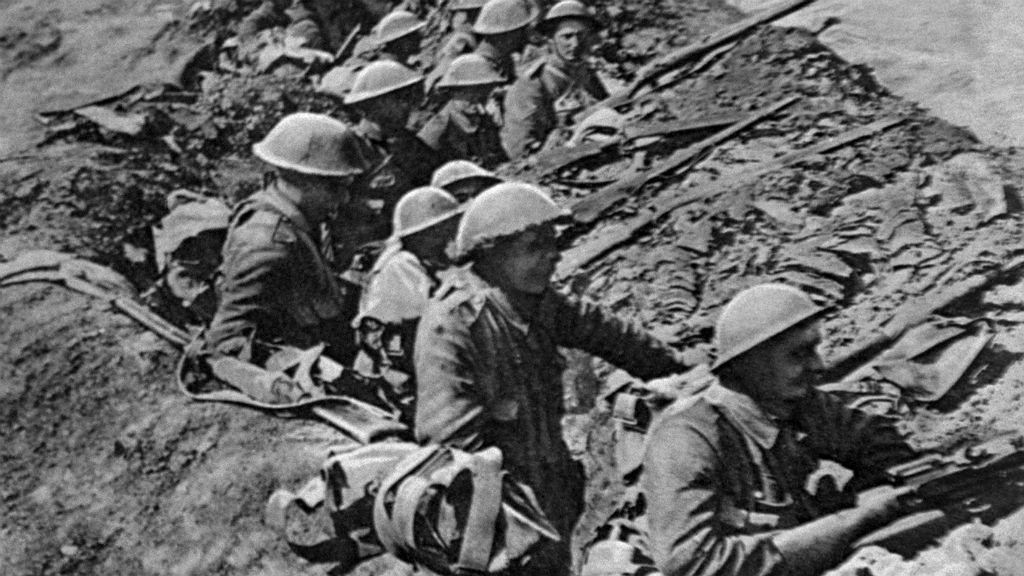 Cien años del final de la Primera Guerra Mundial