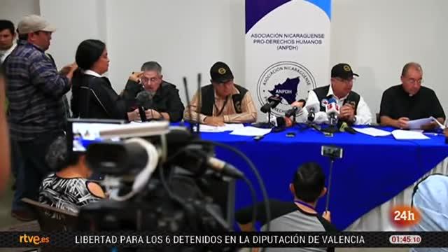 La cifra de muertos en Nicaragua asciende a 285 mientras llegan los investigadores internacionales