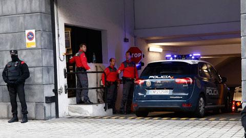 Los cinco acusados de la violación en los Sanfermines 2016 se declaran inocentes
