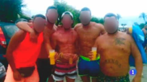 Los cinco acusados de violar a una joven en Pamplona en 2016 afrontan penas de hasta 20 años