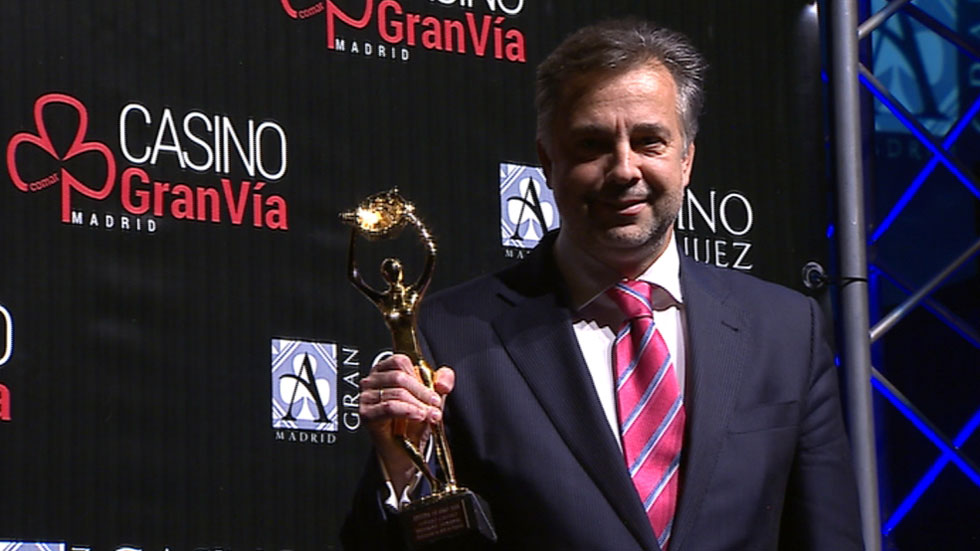 Cinco antenas de oro para Radio Televisión Española
