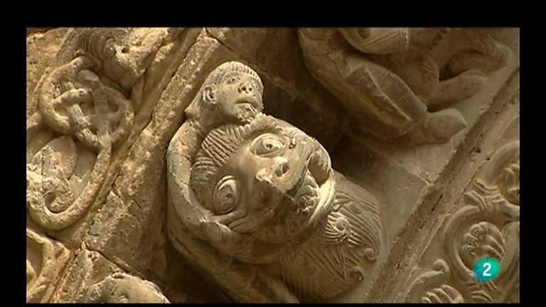 Las claves del románico - Aragón 1. Las cinco villas
