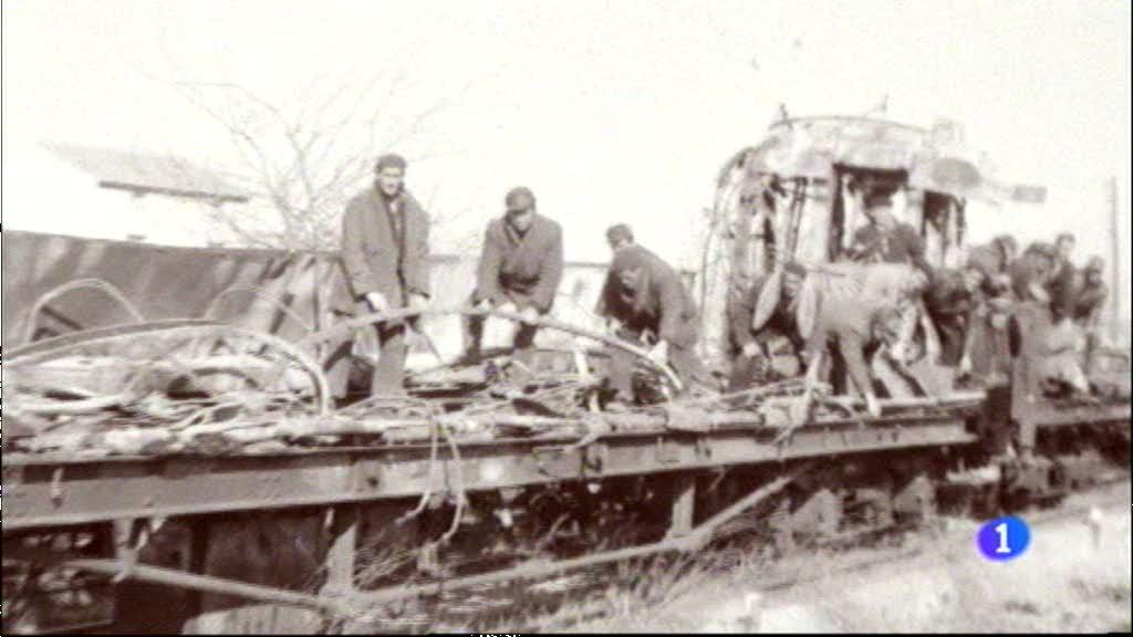 Cincuenta años del accidente ferroviario en Grisén - 10/02/2015