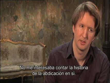 El cineasta Tom Hooper habla sobre 'El discurso del rey'