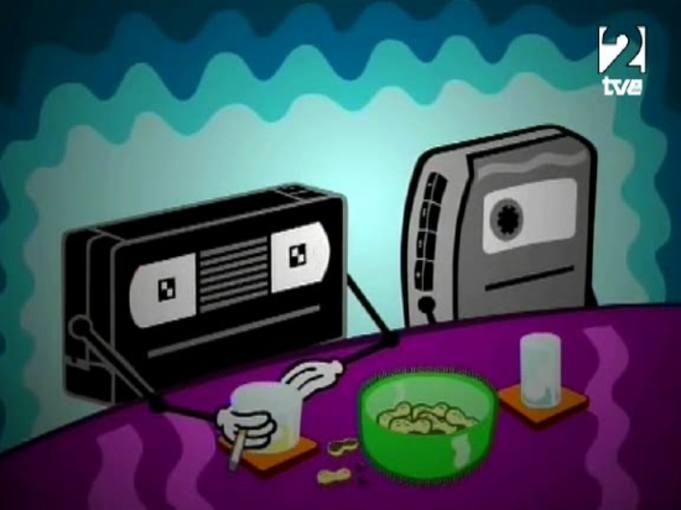 Muchachada Nui - La cinta VHS y el walkman