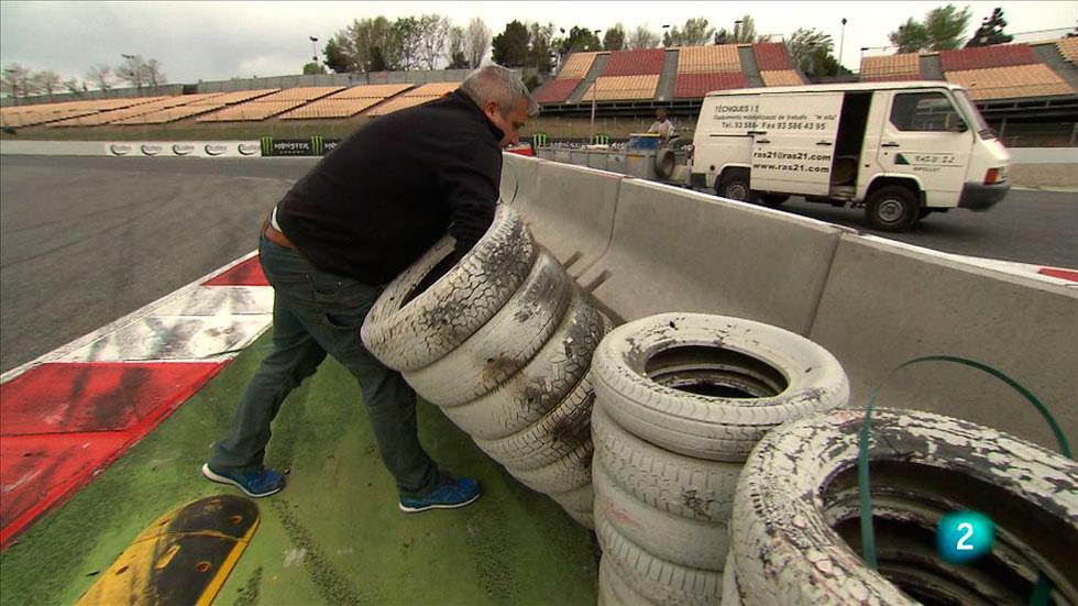 Cinc dies a... Circuit de Barcelona, Catalunya, a Montmeló - Avanç
