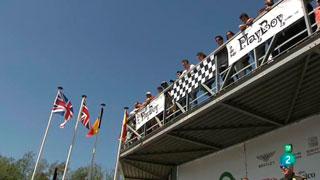 Cinc dies a... Circuit de Barcelona, Catalunya, a Montmeló