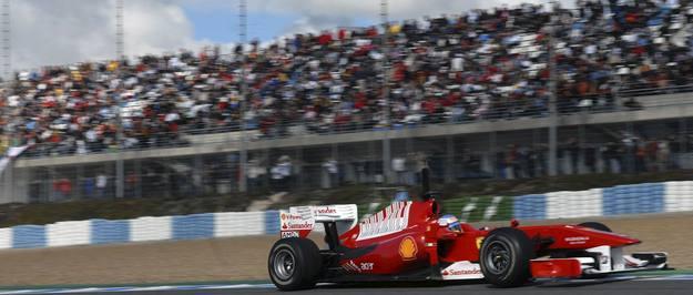 Alonso y Schumacher no fuerzan el 'pique' 1265901833100