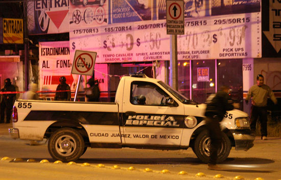 Informe semanal - Ciudad Juárez, la más violenta de México