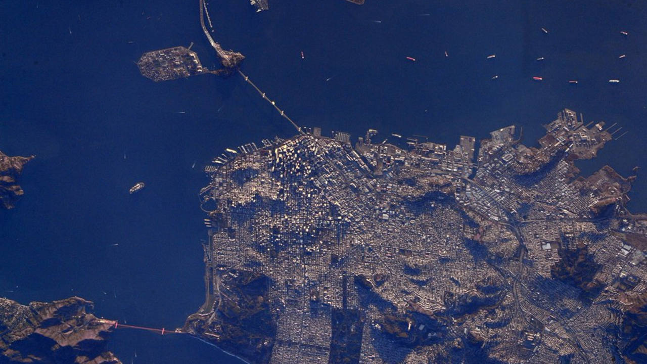 La ciudad de San Francisco. (SCOTT KELLY)