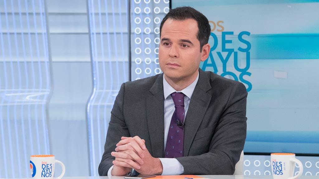 """Ciudadanos apoyaría un Gobierno """"técnico"""" en Madrid con Gabilondo y sin Podemos bajo su """"control"""""""