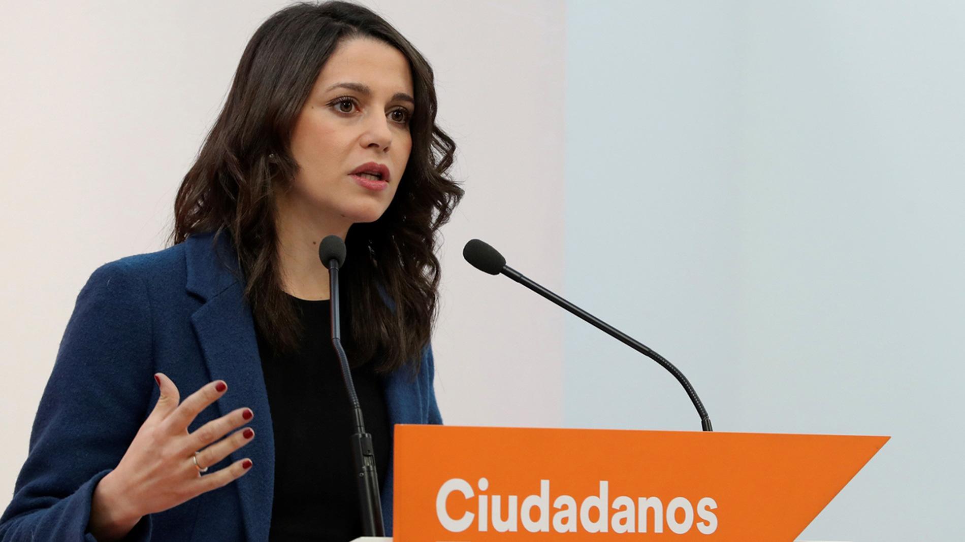 Ciudadanos forzara un pleno para que los soberanistas se pronuncien sobre Puigdemont