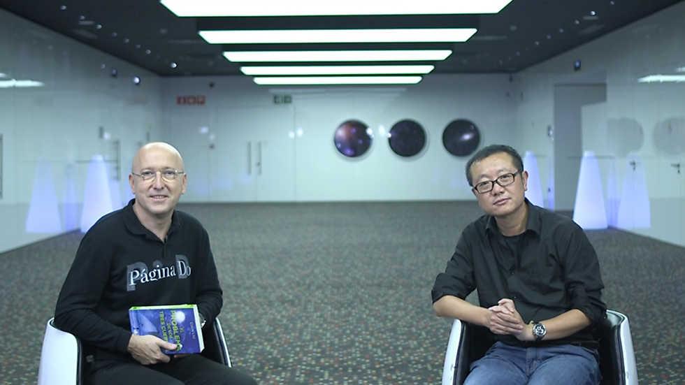 Página Dos - Cixin Liu