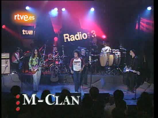 Los conciertos de Radio 3 - M-Clan 'Chilaba y cachimba'