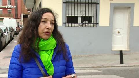 Clara García de la Plaza. Vecina de Vallecas (Madrid)