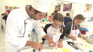 Aprende con MasterChef Junior 5 - Clase de técnicas de cocina