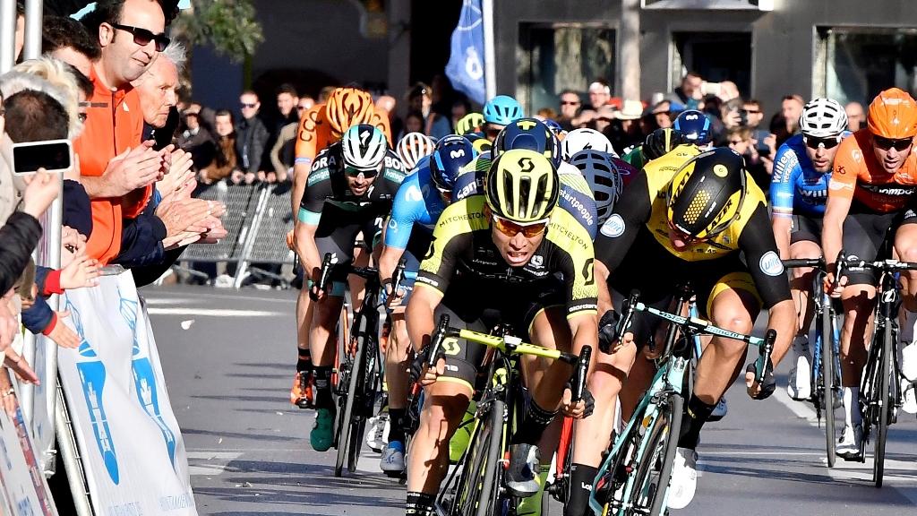 Ciclismo - Clásica de Almería. Resumen