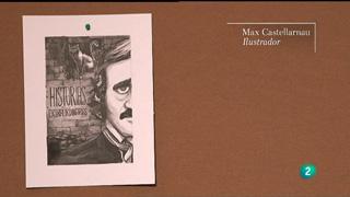 """Página Dos - El clásico: """"Historias extraordinarias"""" (Akal) de Edgar Allan Poe"""