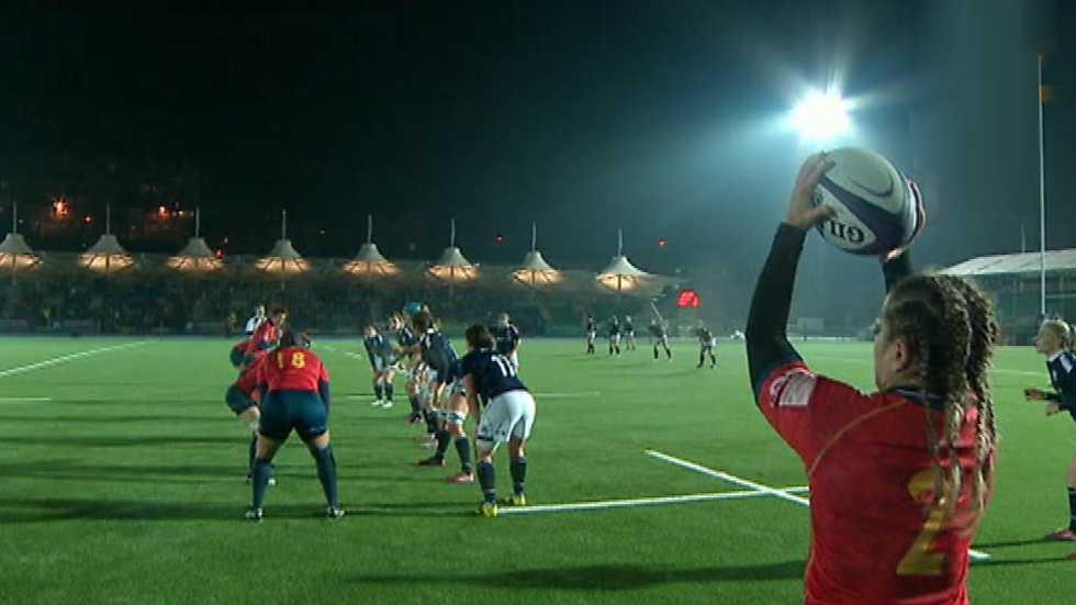 Rugby - Clasificación Campeonato del Mundo Femenino: Escocia - España