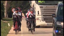 Classes viàries per preservar la seguretat dels ciclistes