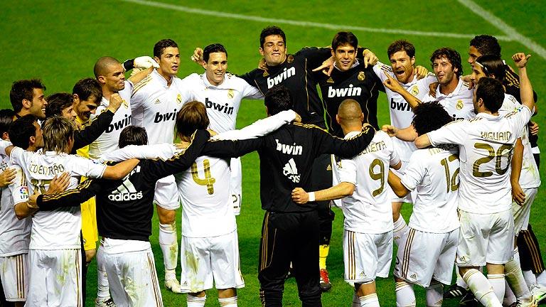 Las claves de la 32ª Liga del Real Madrid