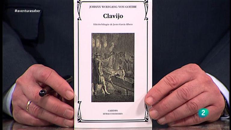 La Aventura del Saber. TVE. Libros recomendados: 'Clavijo', de Goethe.