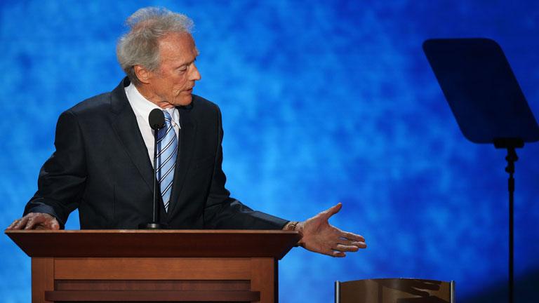 """Clint Eastwood, duro con Obama: """"Si alguien no hace su trabajo, hay que echarlo"""""""