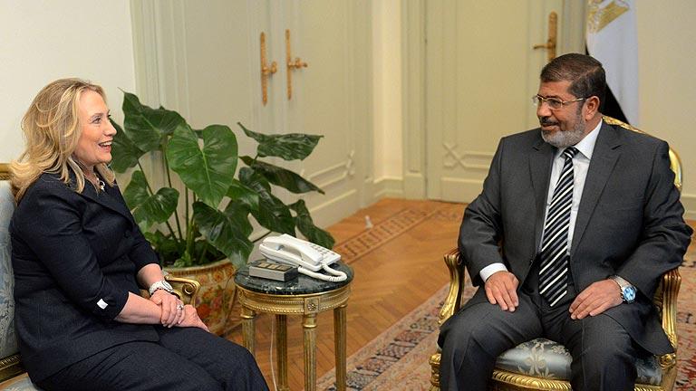 """EE.UU. reitera su apoyo a una transición """"completa"""" en Egipto"""