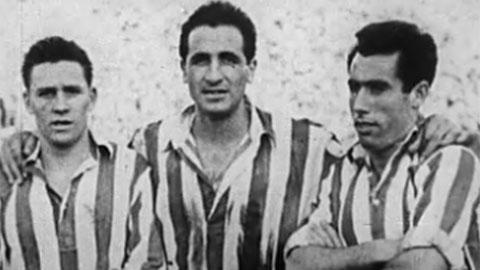 Históricos del balompié - Club Atlético de Madrid