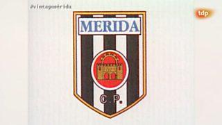 Conexión vintage - Club Deportivo Mérida, ida y vuelta a las estrellas