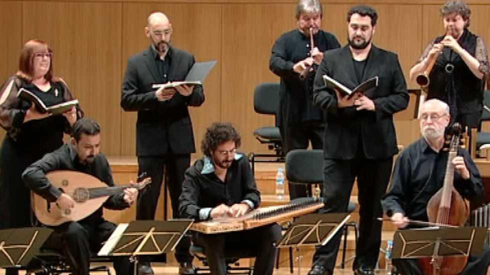 Los conciertos de La 2 - CNDM 14-15: Jordi Savall (parte 1)