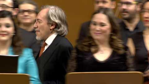 Los conciertos de La 2 - CNDM, ópera de Nebra: 'Venus y Adonis'