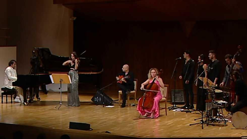 Los conciertos de La 2 - CNDM Pianísimo flamenco