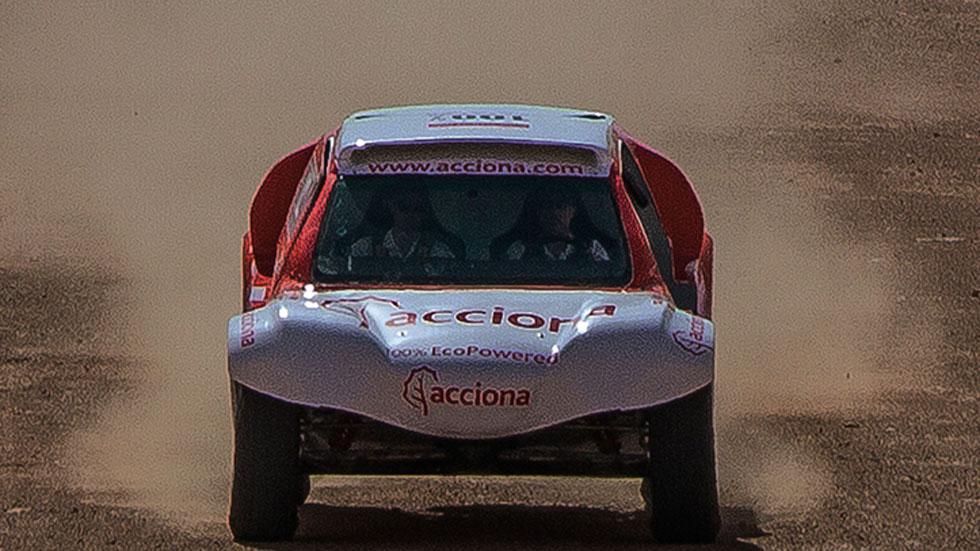 Un coche 100% eléctrico para el Dakar