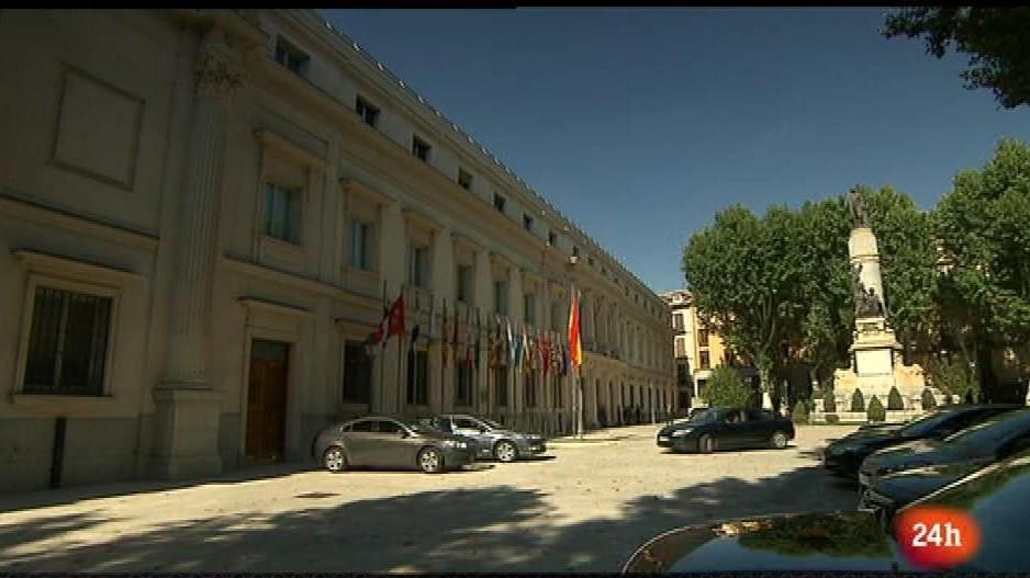 Parlamento - Conoce el parlamento - Coches nuevos en el Senado - 05/05/2018