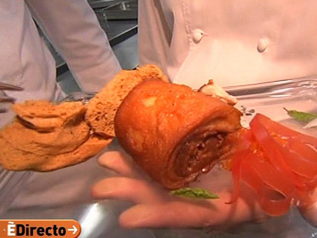 España Directo - Cochinillo frito