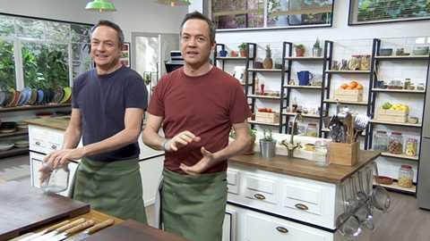 Torres en la cocina - Cocina en bote