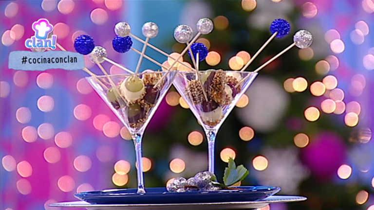 ✓ Cocina con Clan - Postre - Bombones de uvas de la suerte - Clan ...