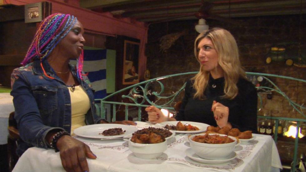 Aquí la tierra - Cocina comida cubana con Lucrecia