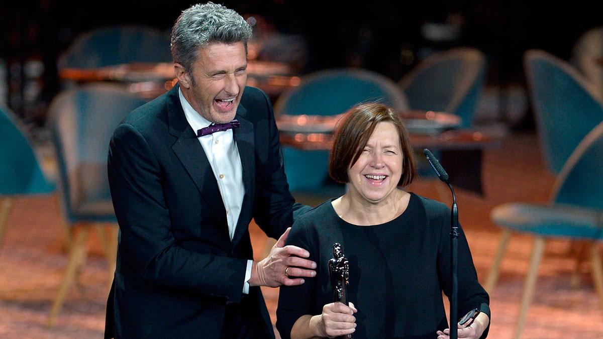 'Cold war' triunfa en los Premios de Cine Europeo