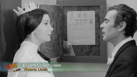 Historia de nuestro cine - Coloquio: Comedias negras