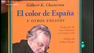 La Aventura del Saber. TVE. Libros recomendados. 'El color de España y otros ensayos'