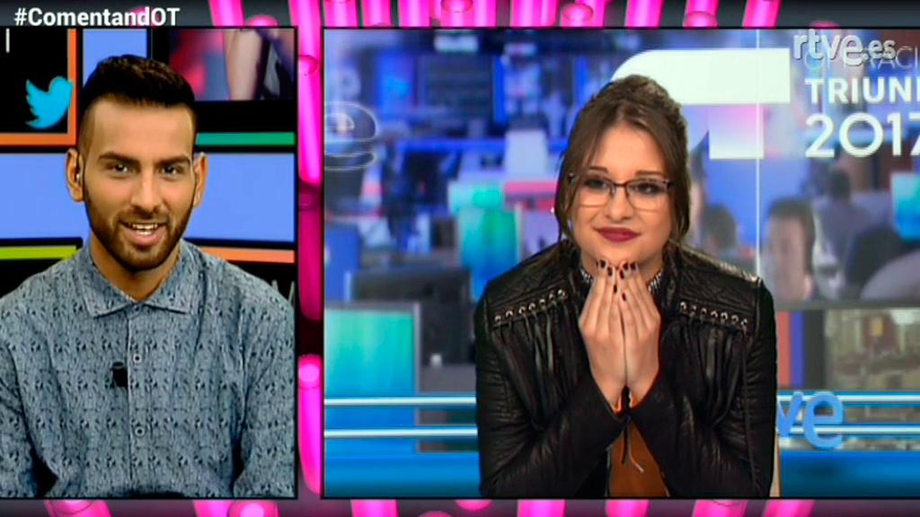 Operación Triunfo - #ComentandOT con Thalía, la tercera eliminada de OT