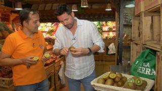 Aquí la tierra - ¿Te comerías un kiwi con cáscara?