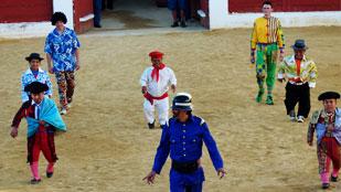 """El documental de La 2 estrena """"Cómicos, artistas... ¡toreros!"""""""