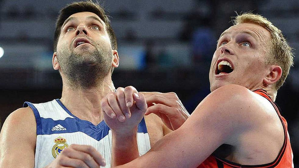 Comienza la final de la Liga ACB