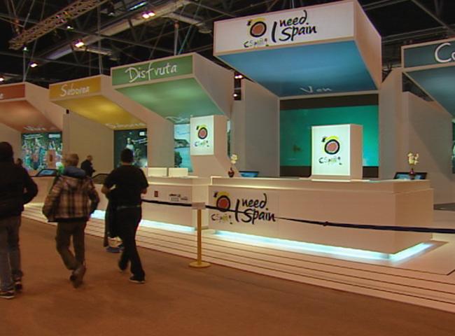 La Feria Internacional de Turismo ha abierto en Madrid